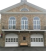 Town of Mamaroneck Weaver Street Firehouse